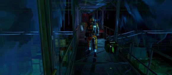 screenshot the descendant ep1 corridor gaming corps