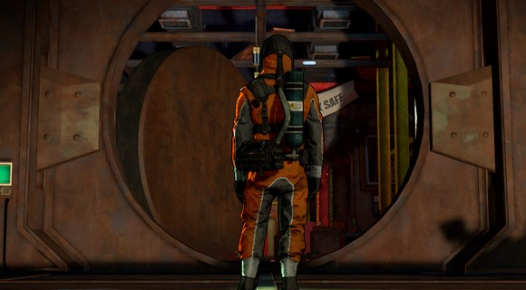 screenshot the descendant ep1 vault gaming corps