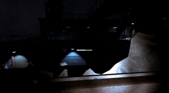 screenshot near death orthogonal games broken window