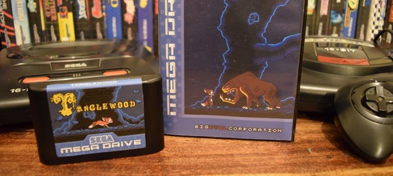 Tanglewood: Neues Mega Drive Spiel auf Kickstarter