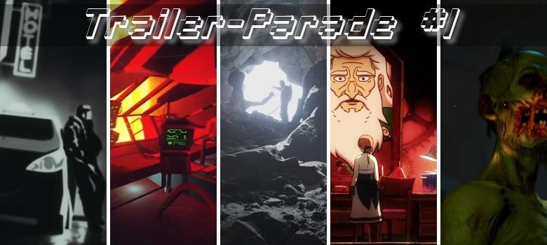 Trailer-Parade Nr. 1