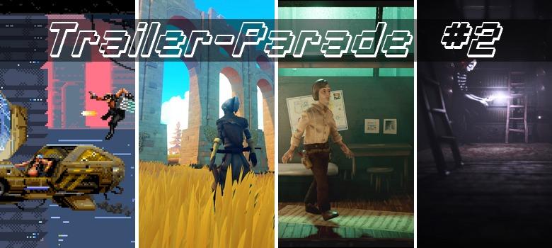 Trailer-Parade Nr. 2
