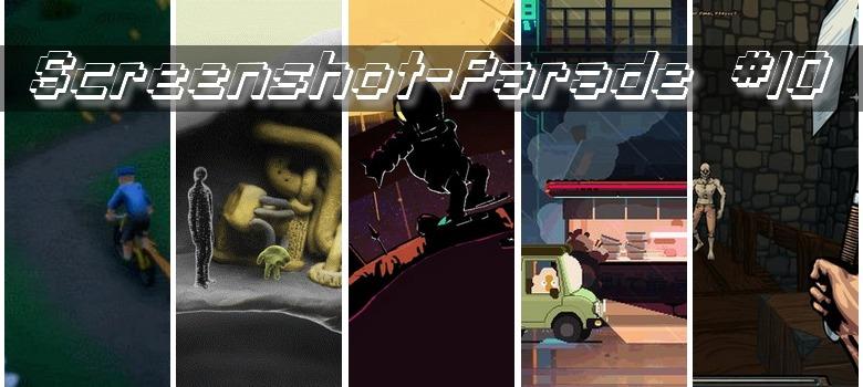 Screenshot-Parade Nr. 10