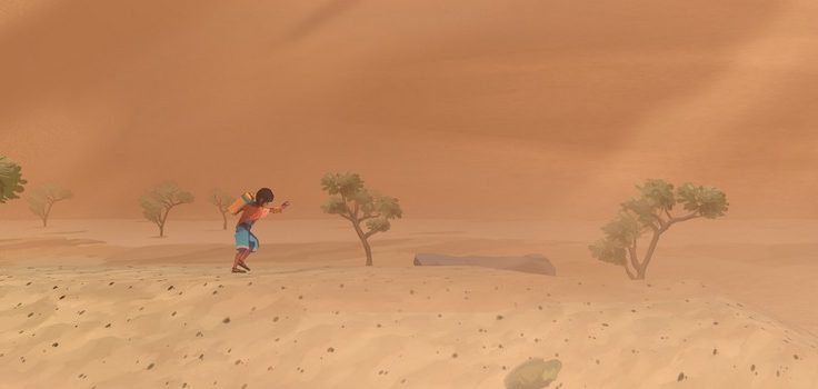 Indie Game Ayo A Rain Tale von Inkline