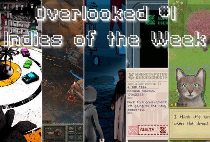 Overlooked: Steams Indie-Neuerscheinungen der Woche #1