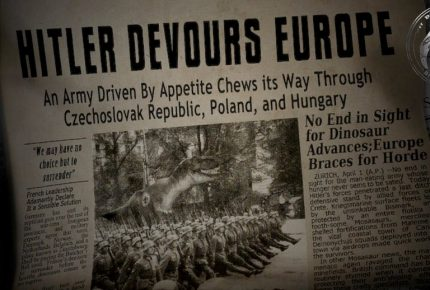 Die schockierende Wahrheit über den zweiten Weltkrieg: Dino D-Day