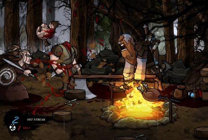 Braveheart meets Golden Axe: Wulverblade