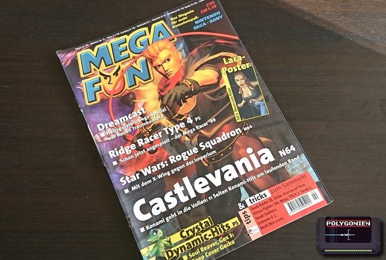 Cover Mage Fun Februar 99