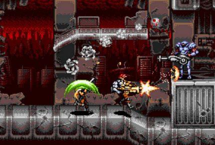Contra ohne Konami – Blazing Chrome