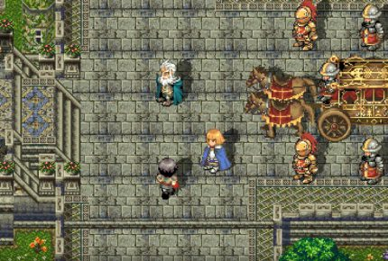 Wie die ersten Final Fantasys, nur noch langweiliger – Astonishia Story
