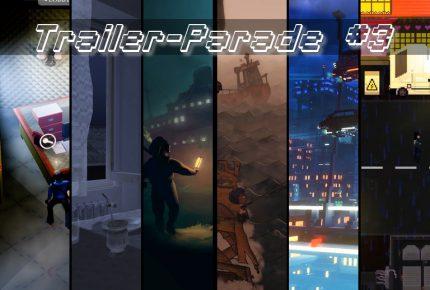 Trailer-Parade Nr. 3