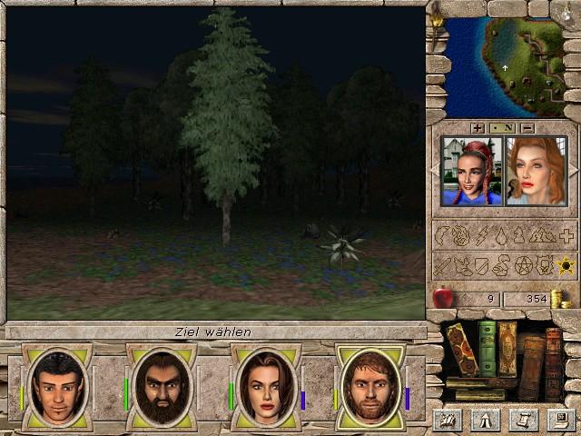 Logbuch Might & Magic 7 – Die andere Route sieht zunächst sicher aus.