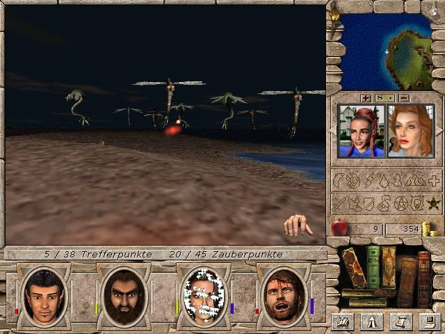 Logbuch Might & Magic 7 – Die Sache gerät schon wieder außer Kontrolle.