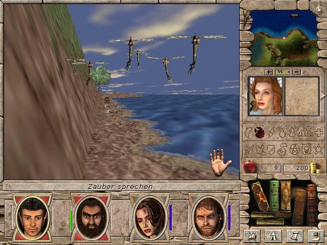 Logbuch Might & Magic 7 –  Die Drachenfliegen greifen an