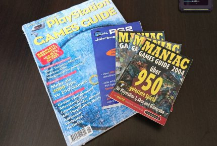 Spiele ohne Ende: Game Guides, Jahrbücher & Sonderbeilagen um 2000