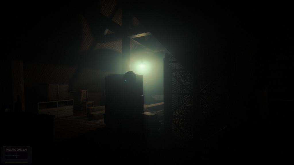 screenshot Those Who Remain Dachboden